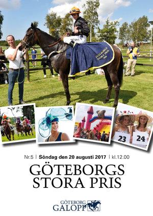 Program till Göteborgs Galopp 2018
