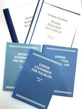 Stuteribok Band 27 omfattar åren 1996-1999
